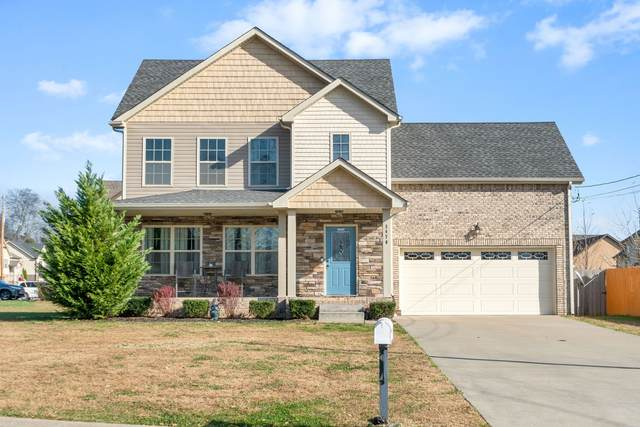 3470 Bradfield Dr, Clarksville, TN 37042 (MLS #RTC2208926) :: The Miles Team | Compass Tennesee, LLC