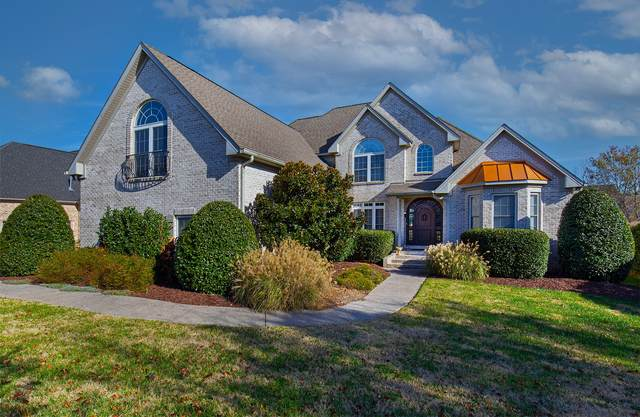1019 Heathrow Dr, Hendersonville, TN 37075 (MLS #RTC2208933) :: Village Real Estate