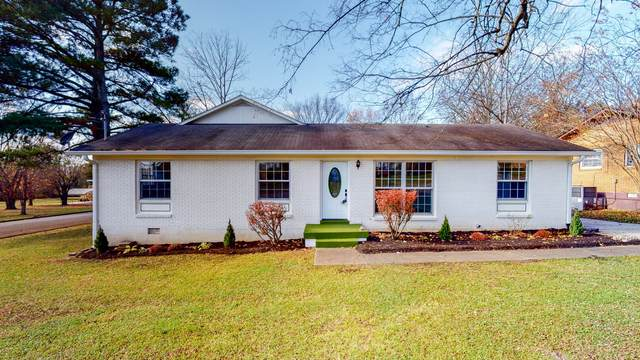 604 Douglas Ave, Lewisburg, TN 37091 (MLS #RTC2208947) :: Maples Realty and Auction Co.