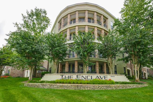 2600 Hillsboro Pike #325, Nashville, TN 37212 (MLS #RTC2208960) :: Team Wilson Real Estate Partners