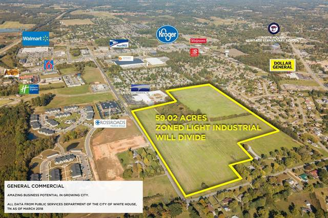 0 Sage Rd, White House, TN 37188 (MLS #RTC2209049) :: DeSelms Real Estate