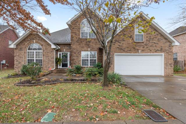 460 Bethany Cir, Murfreesboro, TN 37128 (MLS #RTC2209063) :: Ashley Claire Real Estate - Benchmark Realty