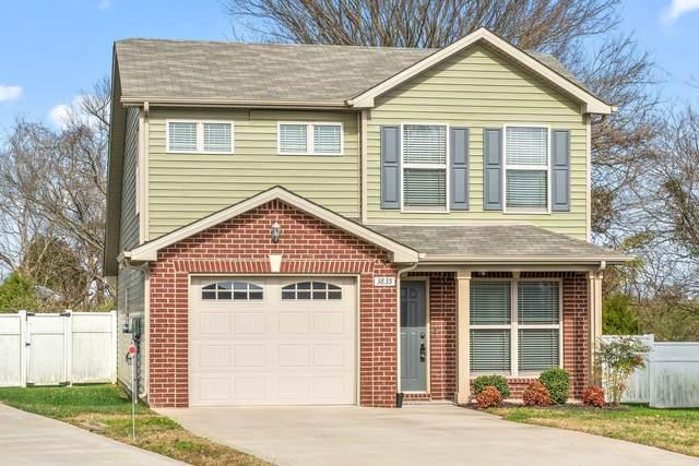 3835 Harvest Ridge, Clarksville, TN 37040 (MLS #RTC2209064) :: Felts Partners