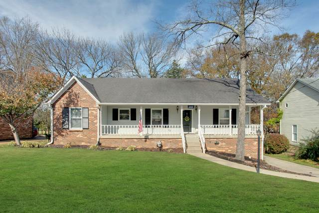 2540 Somerset Dr, Nashville, TN 37217 (MLS #RTC2209080) :: Ashley Claire Real Estate - Benchmark Realty
