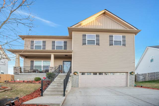 1833 Hillpoint Cir, Antioch, TN 37013 (MLS #RTC2209146) :: Village Real Estate