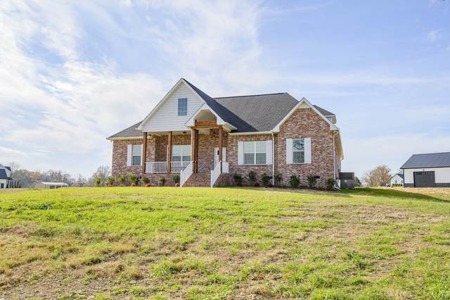 145 Bryson Ln, Castalian Springs, TN 37031 (MLS #RTC2209157) :: Christian Black Team