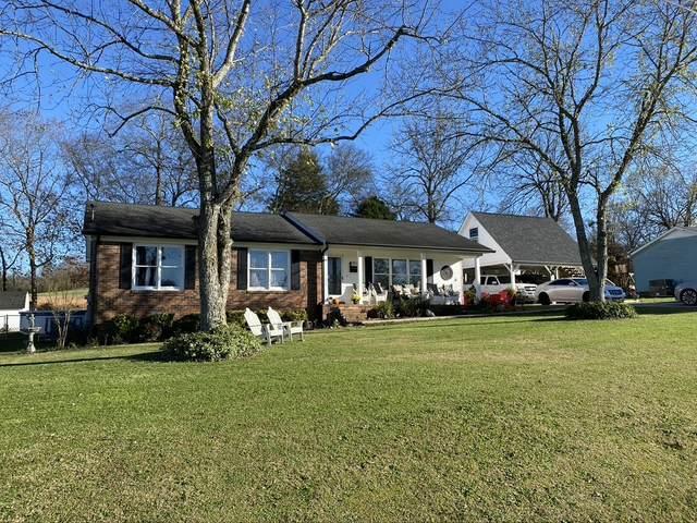 380 Rachel Rd, Pulaski, TN 38478 (MLS #RTC2209162) :: Village Real Estate