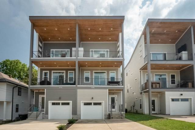 619B Moore Ave, Nashville, TN 37203 (MLS #RTC2209190) :: Morrell Property Collective | Compass RE