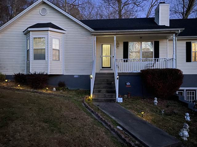 1010 Golden Pond Rd, Chapmansboro, TN 37035 (MLS #RTC2209239) :: Village Real Estate
