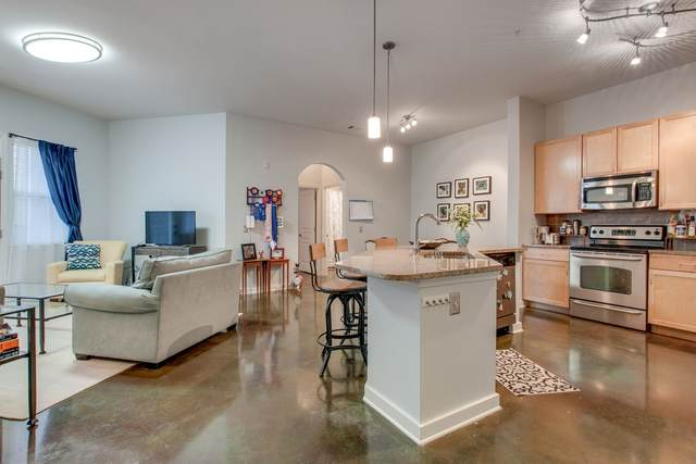 3000 Vanderbilt Pl #106, Nashville, TN 37212 (MLS #RTC2209270) :: Team Wilson Real Estate Partners