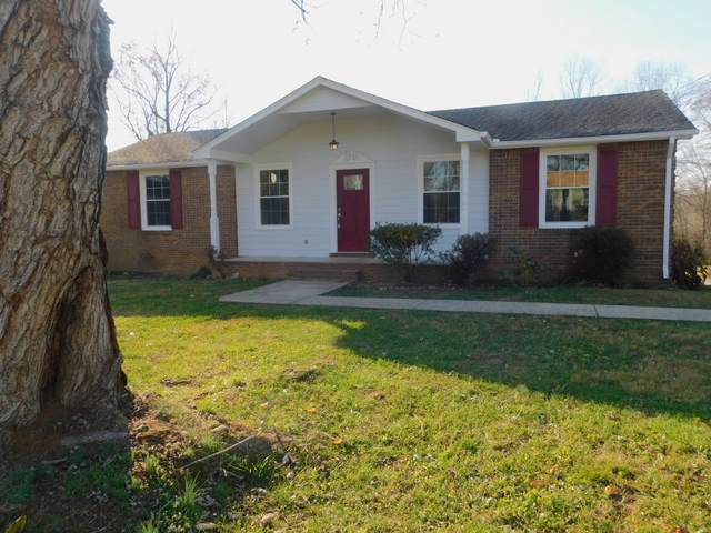 140 Ashland Dr, Ashland City, TN 37015 (MLS #RTC2209280) :: Nashville Home Guru