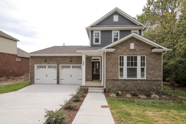 676 Nottingham Avenue #744, Hendersonville, TN 37075 (MLS #RTC2209297) :: Village Real Estate