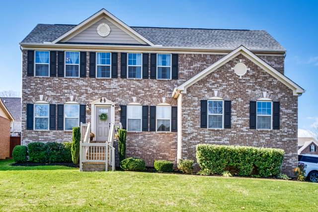610 Stonebridge Ln, Mount Juliet, TN 37122 (MLS #RTC2209334) :: Village Real Estate