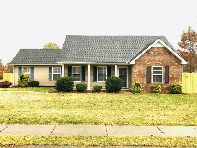 1401 Azure Way, Murfreesboro, TN 37128 (MLS #RTC2209376) :: Nashville on the Move