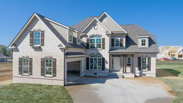 9044 Safe Haven Pl Lot 538, Spring Hill, TN 37174 (MLS #RTC2209379) :: Morrell Property Collective | Compass RE