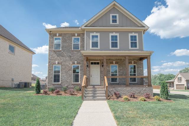 9029 Safe Haven Place Lot 550, Spring Hill, TN 37174 (MLS #RTC2209380) :: Village Real Estate