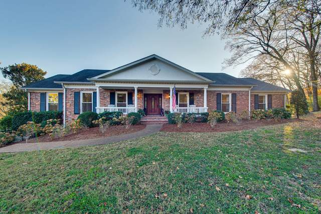 1209 Taggartwood Dr, Brentwood, TN 37027 (MLS #RTC2209446) :: RE/MAX Fine Homes