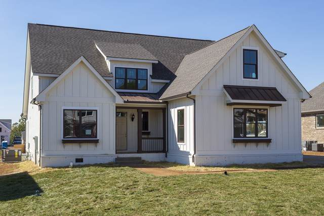 8024 Brightwater Way Lot 489, Spring Hill, TN 37174 (MLS #RTC2209455) :: RE/MAX Fine Homes