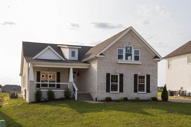 8026 Brightwater Way Lot 490, Spring Hill, TN 37174 (MLS #RTC2209456) :: RE/MAX Fine Homes