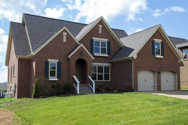 8024 Brightwater Way Lot 498, Spring Hill, TN 37174 (MLS #RTC2209457) :: RE/MAX Fine Homes