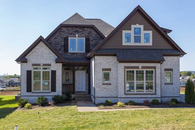 8022 Brightwater Way Lot 488, Spring Hill, TN 37174 (MLS #RTC2209458) :: RE/MAX Fine Homes