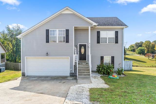 2165 Trophy Trce, Clarksville, TN 37040 (MLS #RTC2209510) :: HALO Realty