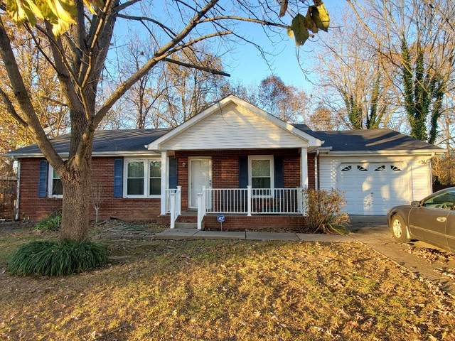 213 Bob White Dr, Clarksville, TN 37042 (MLS #RTC2209624) :: The Miles Team | Compass Tennesee, LLC