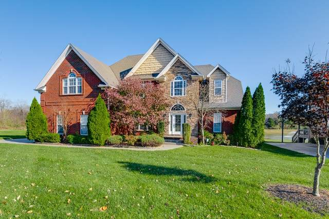 1312 Round Hill Ln, Spring Hill, TN 37174 (MLS #RTC2209625) :: Berkshire Hathaway HomeServices Woodmont Realty