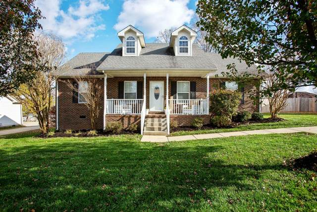 119 Filly Ln, Springfield, TN 37172 (MLS #RTC2209676) :: DeSelms Real Estate