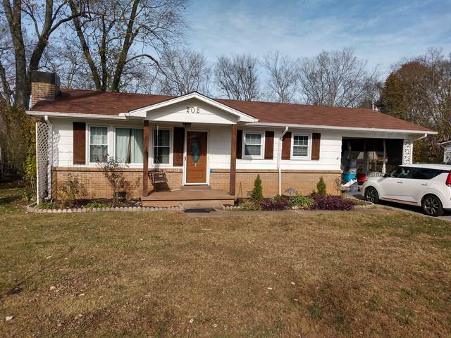 202 Decatur St, Shelbyville, TN 37160 (MLS #RTC2209710) :: Ashley Claire Real Estate - Benchmark Realty