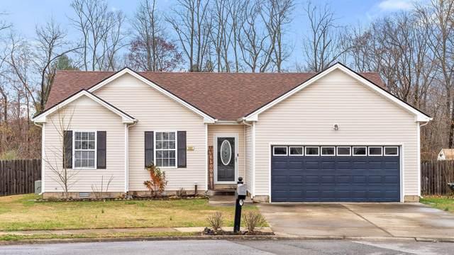 392 Paris Dr, Clarksville, TN 37042 (MLS #RTC2209725) :: John Jones Real Estate LLC