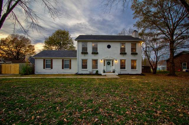 1330 Oak Hill Dr, Clarksville, TN 37040 (MLS #RTC2209773) :: The Group Campbell