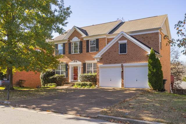 5833 Sterling Oaks Dr, Brentwood, TN 37027 (MLS #RTC2209776) :: RE/MAX Fine Homes