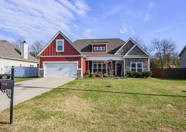 624 Laurel Ln, Murfreesboro, TN 37127 (MLS #RTC2209784) :: Village Real Estate