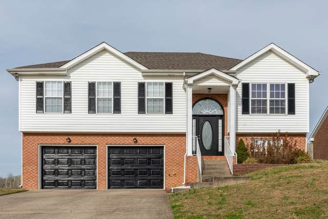 3119 Westchester Dr, Clarksville, TN 37043 (MLS #RTC2209787) :: Village Real Estate