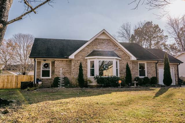 306 Blaine Ct, Clarksville, TN 37043 (MLS #RTC2209794) :: The Group Campbell