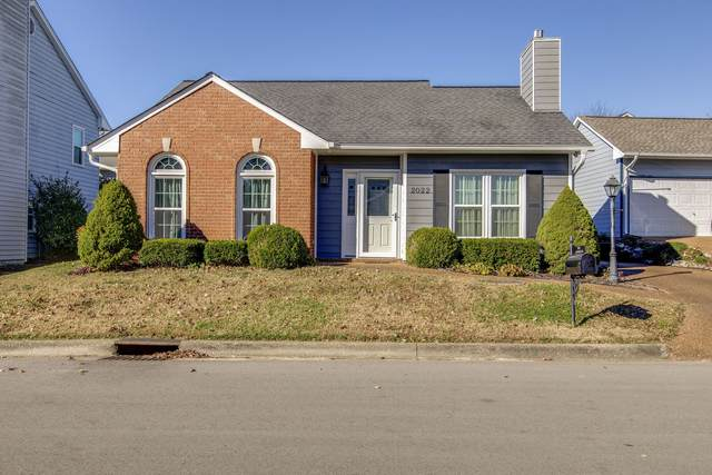 2022 Roderick Cir, Franklin, TN 37064 (MLS #RTC2209803) :: EXIT Realty Bob Lamb & Associates