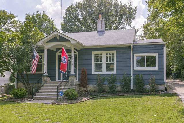 201 Bellmore Ave, Nashville, TN 37209 (MLS #RTC2209810) :: Berkshire Hathaway HomeServices Woodmont Realty