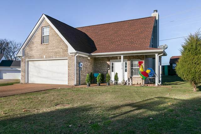 2516 Wyatt Ct, Columbia, TN 38401 (MLS #RTC2209816) :: RE/MAX Fine Homes