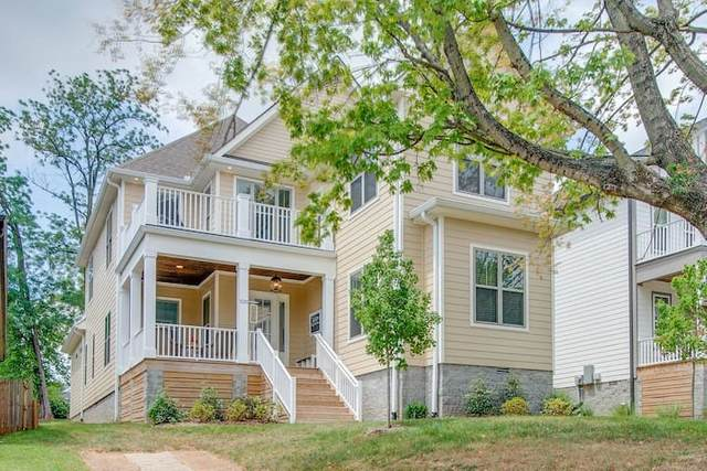 520 S 11th St, Nashville, TN 37206 (MLS #RTC2209852) :: Ashley Claire Real Estate - Benchmark Realty