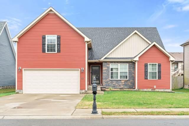 725 Backwind Lane, Clarksville, TN 37040 (MLS #RTC2209864) :: John Jones Real Estate LLC