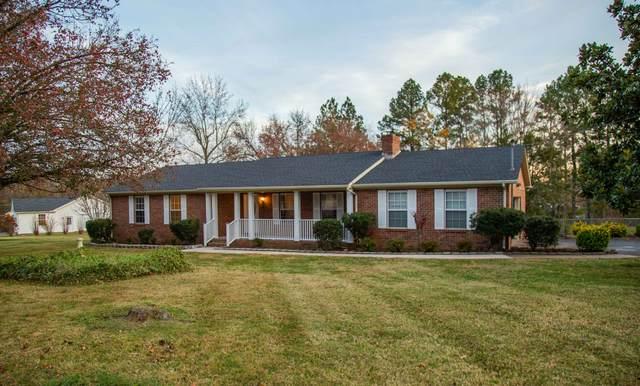 103 Hilltop Dr, Shelbyville, TN 37160 (MLS #RTC2209895) :: The Adams Group