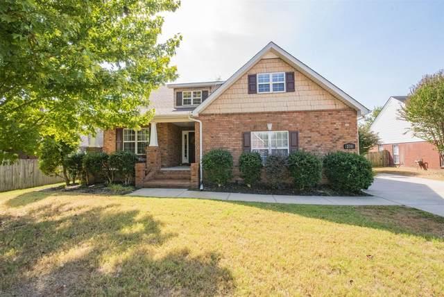 230 Quannah Parker Trial, Murfreesboro, TN 37127 (MLS #RTC2209917) :: Village Real Estate