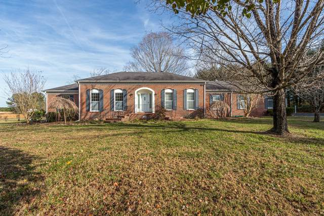 3083 Hickerson Rd, Manchester, TN 37355 (MLS #RTC2209943) :: The Group Campbell