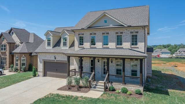 9039 Safe Haven Pl Lot 545, Spring Hill, TN 37174 (MLS #RTC2209952) :: Nashville on the Move