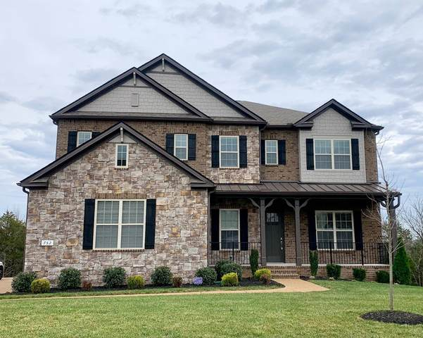 752 Alameda Ave, Nolensville, TN 37135 (MLS #RTC2210024) :: The Milam Group at Fridrich & Clark Realty