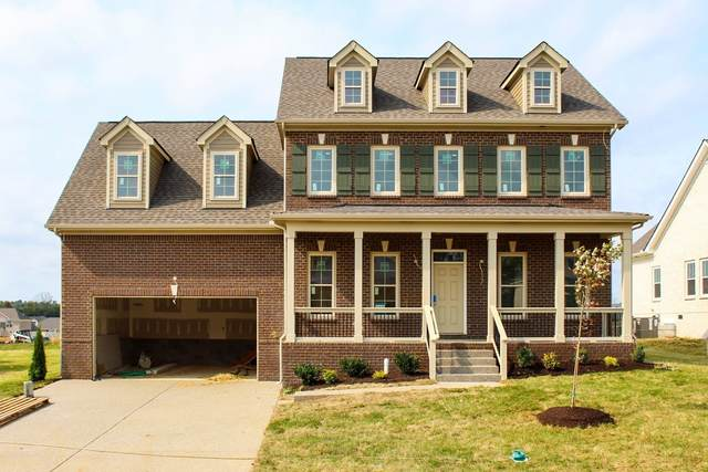 9034 Safe Haven Place Lot 533, Spring Hill, TN 37174 (MLS #RTC2210029) :: Nashville on the Move
