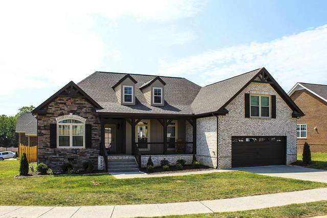 9035 Safe Haven Place Lot 547, Spring Hill, TN 37174 (MLS #RTC2210030) :: Nashville on the Move