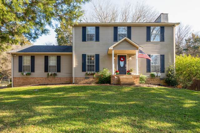 1422 Bluegrass Rd, Nolensville, TN 37135 (MLS #RTC2210059) :: Morrell Property Collective | Compass RE