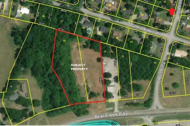 0 Bear Creek Pike, Columbia, TN 38401 (MLS #RTC2210129) :: DeSelms Real Estate